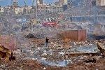 بيروت المنكوبة: 300 ألف من دون مأوى