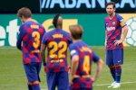 دوري أبطال أوروبا: إصابة لاعب في برشلونة بفيروس كورونا
