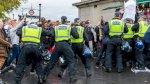 كورونا: اعتقالات في صفوف محتجين على قيود الإغلاق في لندن