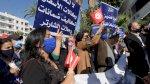 تونس: أصحاب وكالات السفر يتظاهرون إثر تدهور وضعهم بسبب كورونا