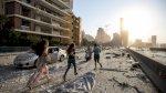 شركة ألمانية تنهي معالجة مواد كيميائية شديدة الخطورة من مرفأ بيروت