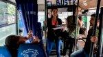 الحافلات تتحول إلى مراكز صرف للعملة في فنزويلا الغارقة بالأزمة