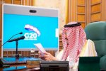 الملك سلمان لقمة العشرين: العالم يُعول علينا للتكاتف والعمل معًا لمواجهة كورونا