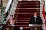 وزير الخارجية السعودي: الدعم الكامل لمصر في أزمة ليبيا