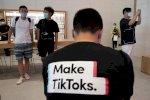 رئيس تيك توك: البحث جارٍ عن أفضل مخرج