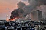انفجار بيروت ينبئ بأزمة قمح