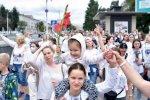 ماكرون لبوتين: قلقي شديد من تطورات روسيا البيضاء