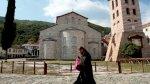 إصابة ثمانية رهبان في جبل آثوس بكورونا