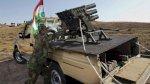 ثلاثة صواريخ تستهدف متمردين أكرادًا إيرانيين في كردستان العراق