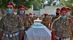 مقتل عسكريين اثنين في شمال لبنان بهجوم إرهابي