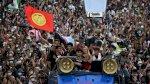 انتهاء تظاهرات مؤيدة للديموقراطية في تايلاند