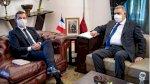 وزيرا داخلية فرنسا والمغرب يتباحثان في مكافحة المخدرات والهجرة
