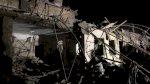 صاروخ يصيب منطقة سكنية في ثاني مدن اذربيجان
