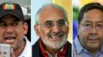البوليفيون ينتخبون رئيسهم بعد عام على استقالة إيفو موراليس