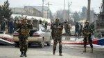 12 قتيلًا وعشرات الجرحى في هجوم استهدف الشرطة الأفغانية