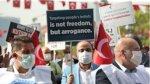 إردوغان يندّد برسم كاريكاتوري استهدفه ويهدد بإجراءات قضائية ودبلوماسية
