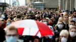 المعارضة في بيلاروسيا تؤكد بدء إضراب عام حتى استقالة لوكاشنكو