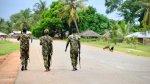 الجيش يتقدم باتجاه مخبأ المتمردين الإسلاميين في موزمبيق