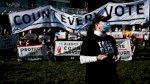 حملة ترمب تطلب من القضاء وقف فرز أصوات بنسلفانيا