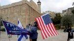 أكثر من ثلثي الاسرائيلين يؤيدون فوز ترمب