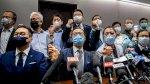 هونغ كونغ: النواب المؤيدون للديموقراطية سيستقيلون جماعيًا