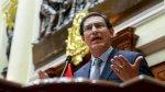 الرئيس البيروفي السابق مارتين فيزكارا ممنوع من مغادرة البلاد