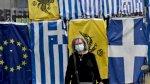 كورونا: المنظومة الصحية اليونانية في منطقة الخطر