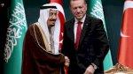 اتصال نادر بين إردوغان والملك سلمان بحثا فيه سبل تحسين العلاقات