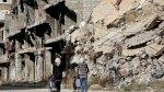 نازحو اليرموك بدمشق يأملون بعودة قريبة إلى منازلهم