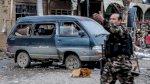 مقتل 26 عنصر أمن أفغانيًا بتفجير انتحاري في ولاية غزنة
