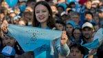 الأرجنتينيون يتظاهرون ضد الإجهاض