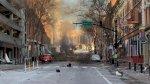 انفجار قوي يهز ناشفيل الأميركية