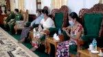 متمردو راخين في بورما يفرجون عن ثلاث أعضاء من الحزب الحاكم