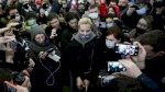 زوجة نافالني: الشرطة أوقفتني في موسكو