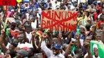 السلطات في مالي تفرّق تظاهرة مناهضة للوجود العسكري الفرنسي