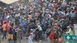 آلاف المهاجرين الهندوراسيين عالقون في غواتيمالا
