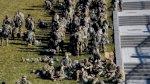 منع عنصرين في الحرس الوطني من المشاركة في تأمين تنصيب بايدن