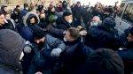الشرطة الروسية تكثف الاعتقالات خلال تظاهرات تأييد لنافالني