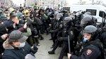 تزايد الضغط على مناصري نافالني قبل تظاهرات جديدة في روسيا