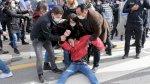 التظاهرات الطالبية في تركيا تشهد مزيدًا من العنف