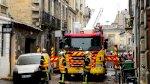 مقتل سيدة مسنة اثر انفجار المبنى في مدينة بوردو الفرنسية