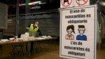 انتخابات محلية في منطقة كاتالونيا الإسبانية وسط أزمة كوفيد-19