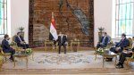 السيسي يستقبل دبيبة في القاهرة