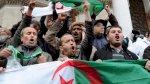 آلاف المتظاهرين في العاصمة الجزائرية في الذكرى الثانية للحراك