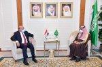اتفاق تعاون بميادين الدبلوماسية متعددة الأطراف بين بغداد والرياض