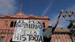 الأرجنتين: تظاهرات احتجاجاً على التمييز في إعطاء لقاحات كورونا