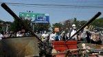بورما: الأمن يفرق بعنف تظاهرات مناهضة للانقلاب ومقتل ثلاثة أشخاص على الأقل