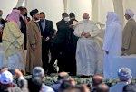 البابا يدعو لتحويل الكراهية في الشرق الاوسط الى محبة