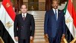 السيسي في الخرطوم: وحدة الموقف المصري - السوداني في مسألة سد النهضة