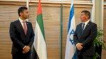 أول سفير إماراتي لدى إسرائيل يقدم أوراق اعتماده